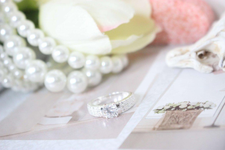 Lucardi Zilveren ring met zirkonia