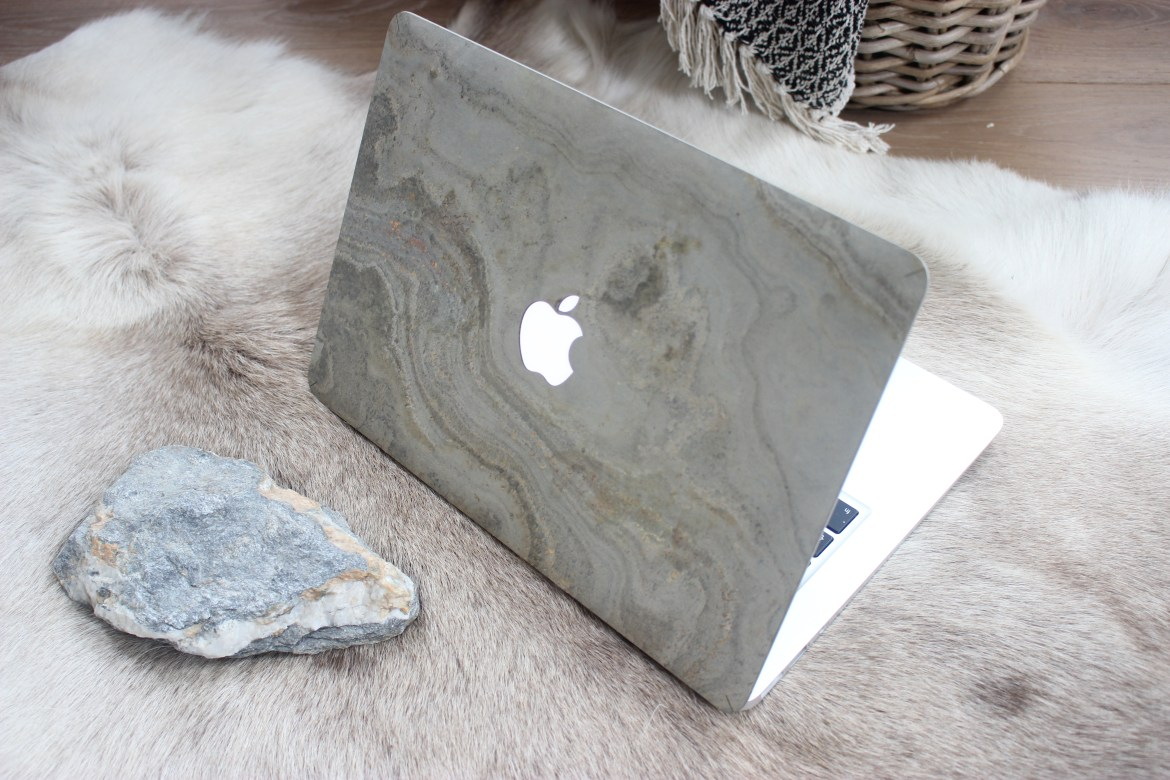 Bambooti Real Stone MacBook Covers And Phone Cases