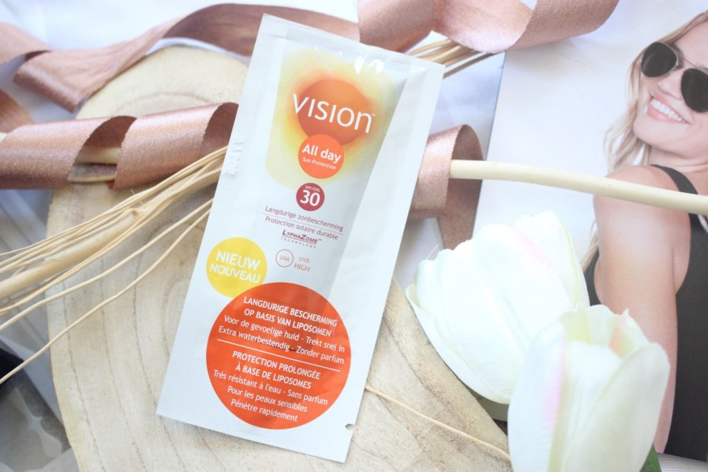 VISION EVERY DAY SUN PROTECTION SPF30