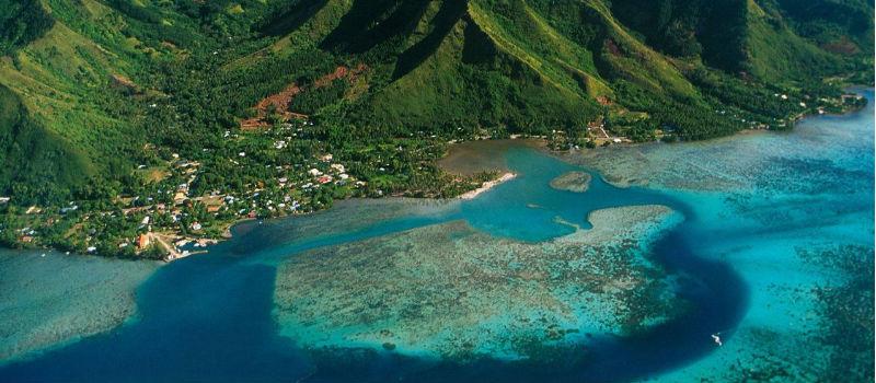 ilhas paradisíacas moorea