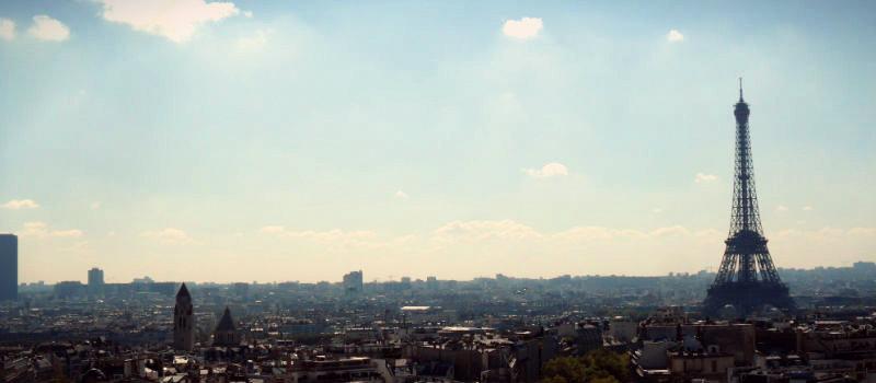 torre eiffel França
