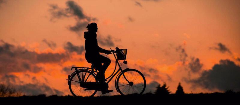 viajar barato pela europa bicicleta