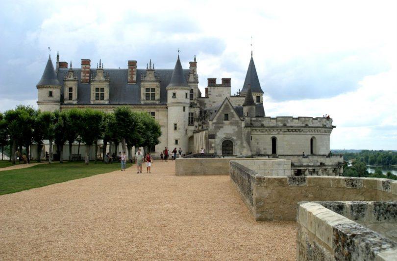 Castelos na França-amboise