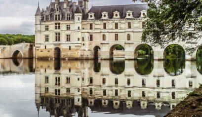 Castelos na França-chenonceau