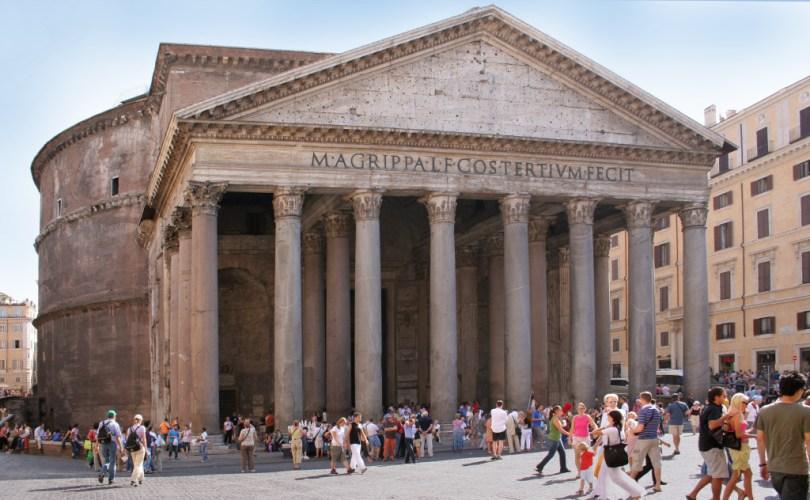 atracoes-em-roma-pantheon