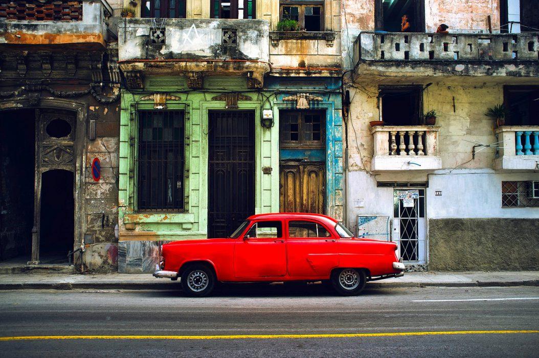 viajar para Cuba - Havana