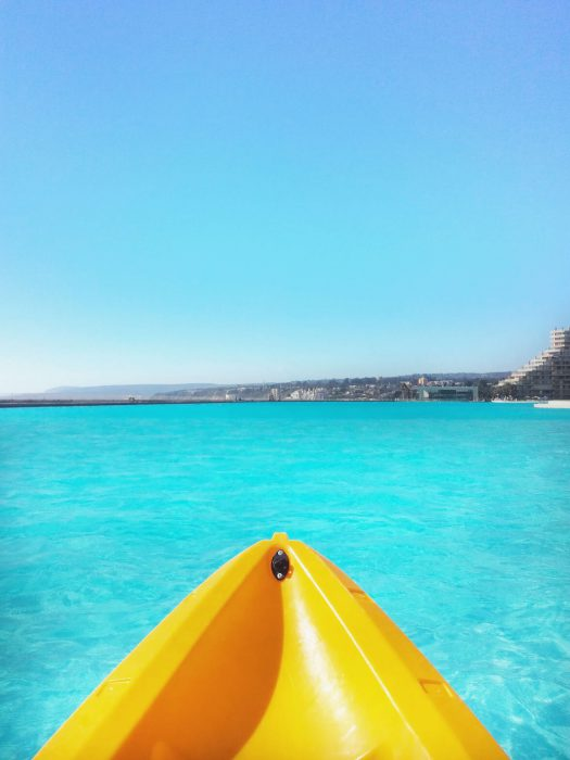 maior piscina do mundo_canoa