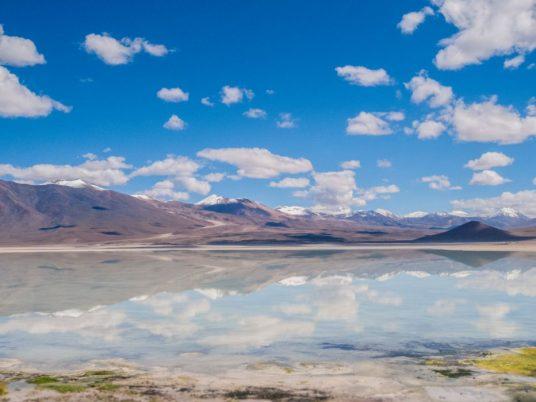 Salar de Uyuni_laguna blanca