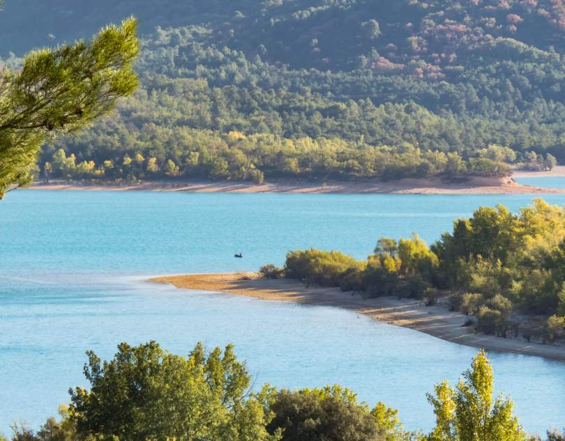 Gorges du Verdon_Lac