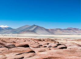 deserto do Atacama Piedras Rojas