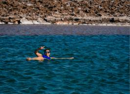 deserto do Atacama flutuando lagunas