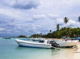 Ilha Saona_barco