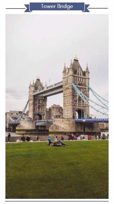 Londres Tower Bridge