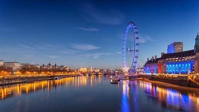 Londres_London Eye atração