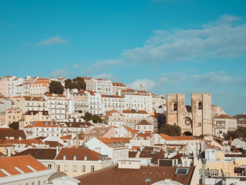 o que fazer em Lisboa-vista