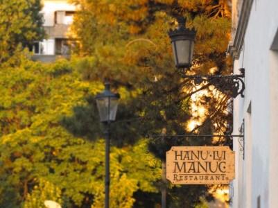 restaurantes em Bucareste