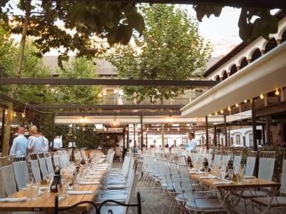 restaurantes em Bucareste_hanul