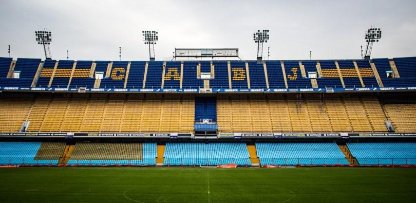 Buenos Aires-la bombonera