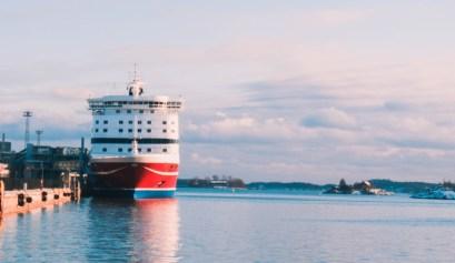 da Finlândia à Suécia de cruzeiro