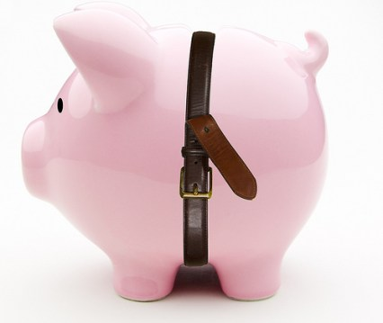 Tighten Your Belt - Austerity - http://www.seniorliving.org/