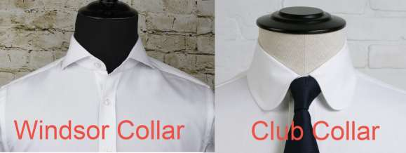 Windsor or Cutaway Collar Flatters