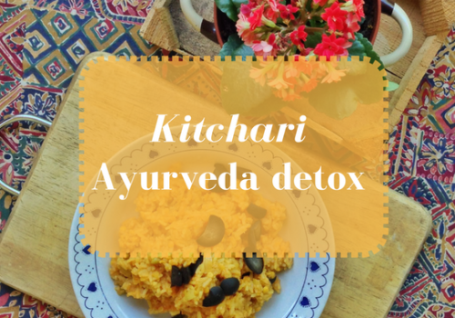 Ayurveda khichdi detox program