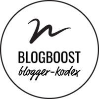 BlogBoost Blogger-Kodex by Blogger-Coaching.de - Ich bin dabei!