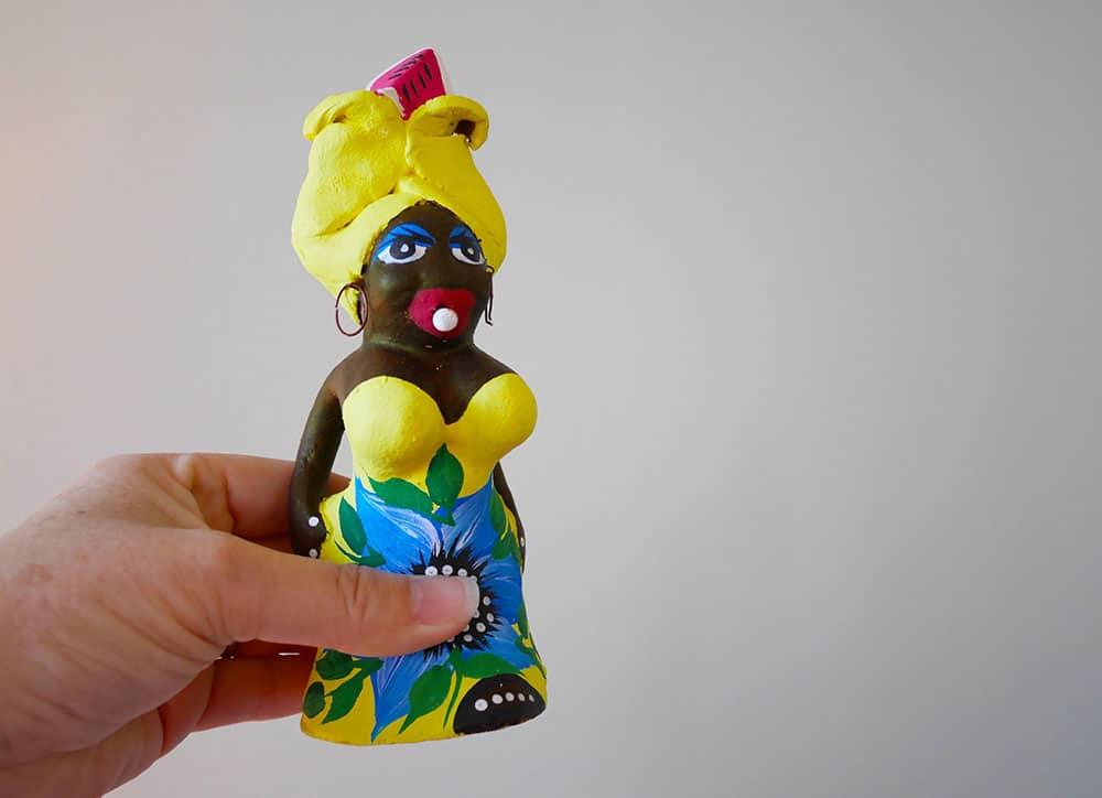 Cuban doll