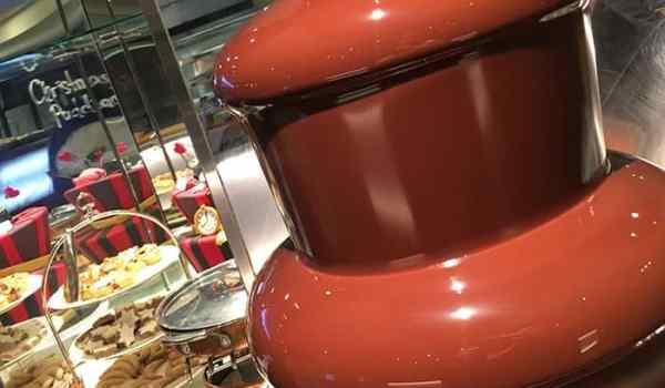 chocolate fountain eight cordis auckland
