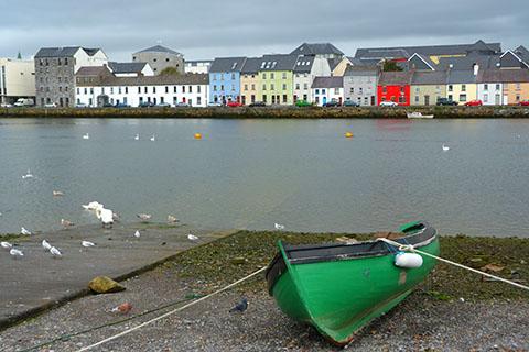 Wild Atlantic Way - Galway Bay