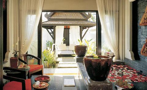 Mandara spa Thailand