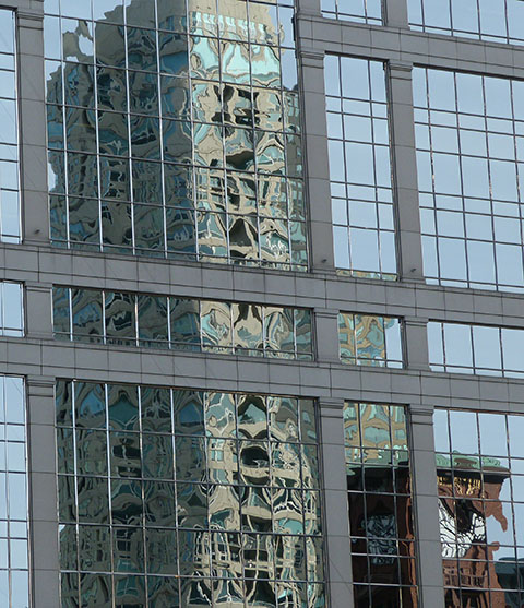 Chicago reflections 4