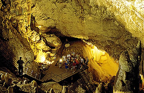 Jewel Cave Western Australia