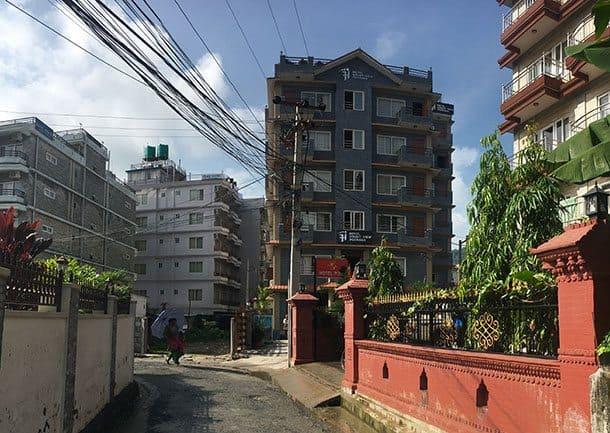 Mount View Pokhara Nepal