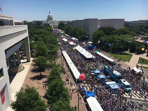 Pride Festival in DC
