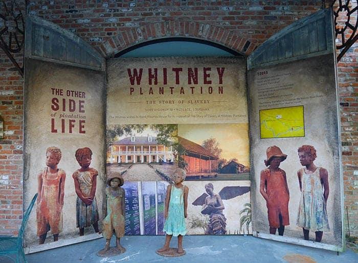 Whitney Plantation story