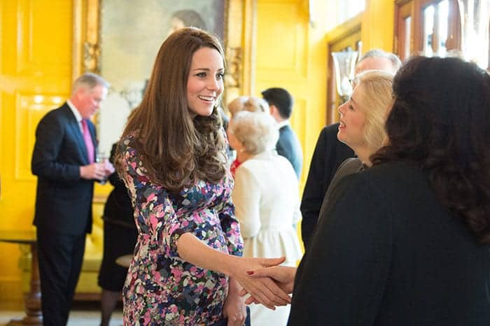 Kate Middleton at the Goring London