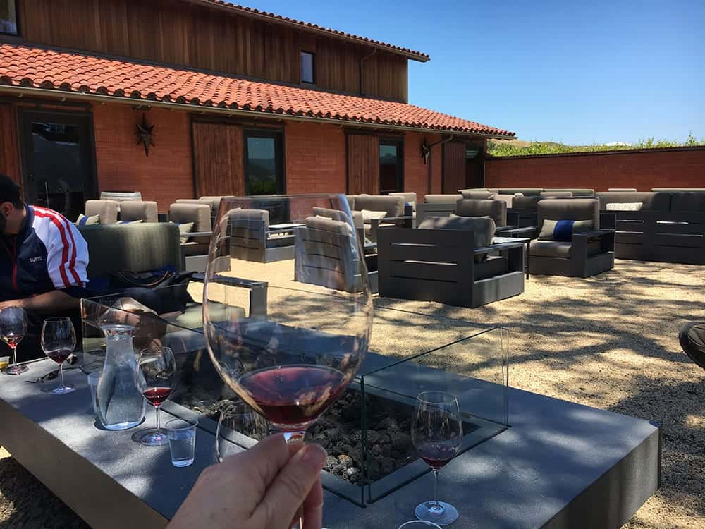 Brick Barn winery Santa Barbara