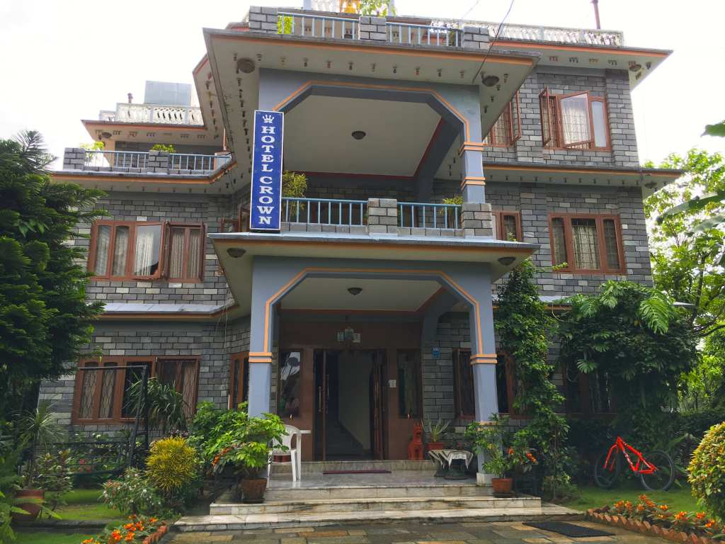 Crown Hotel in Lakeside Pokhara