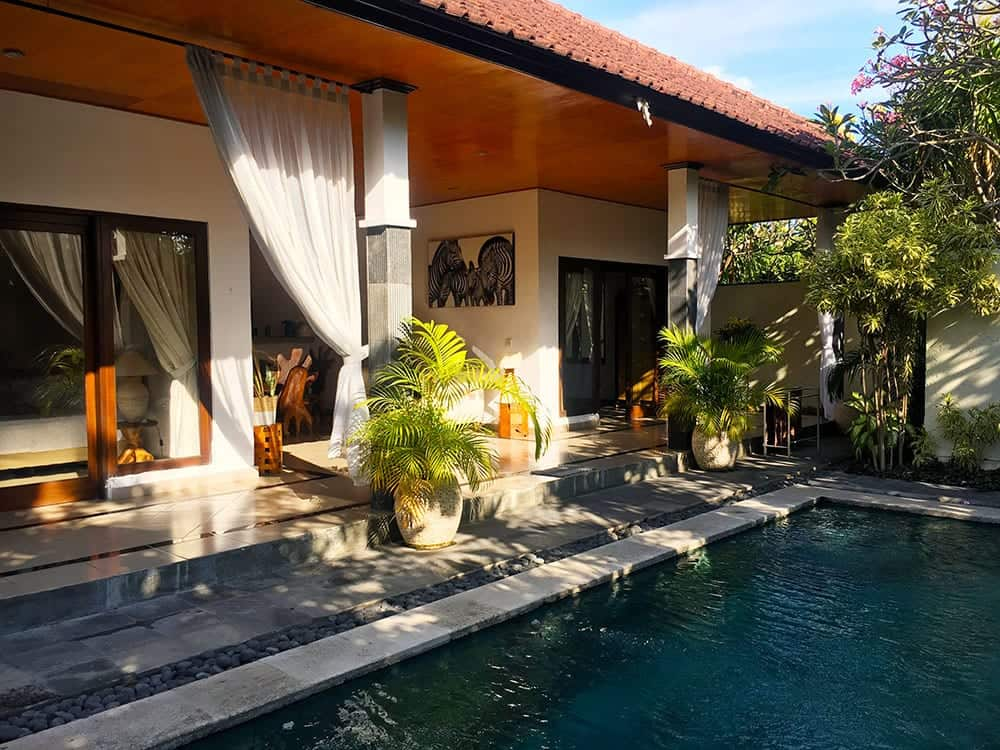 Seminyak pool villa