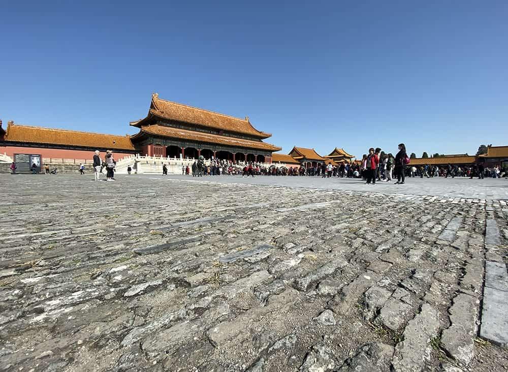 Inside the Forbidden City, Beijing