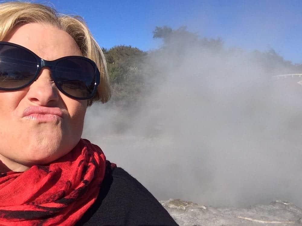 Rotorua sulphur