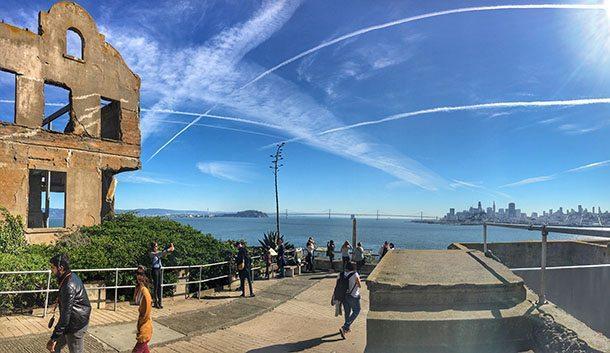 San Francisco city view