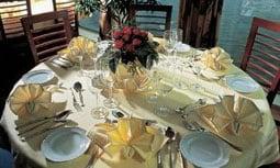 Amadeus Diamond dining