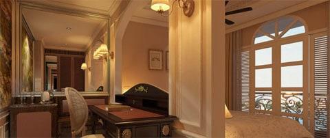 Amadeus suite Mekong