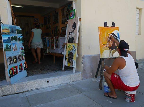 Art in Santiago de Cuba