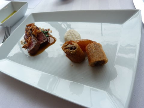 Berowra Waters lunch