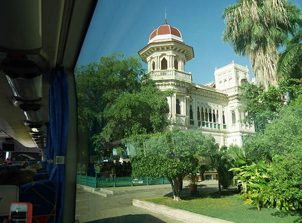 Cienfuegos buildings
