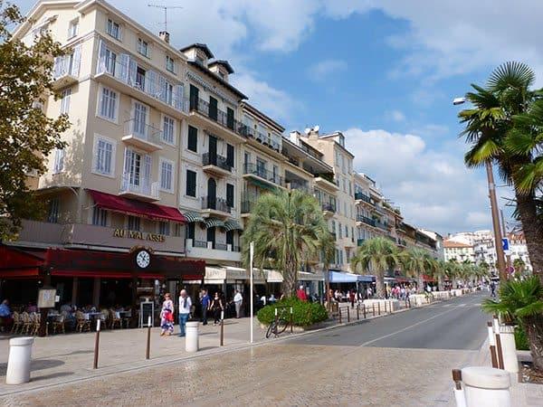 Cannes restaurants