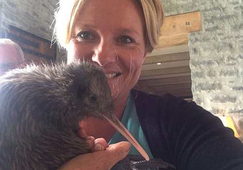 Cape Kidnappers kiwi